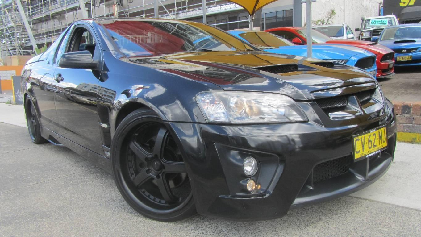 2010 Holden COMMODORE VE MY10 SS-V